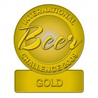 International Beer Challenge 2009 - Gold