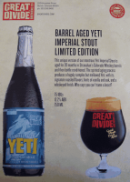 Great Divide Yeti Barrle Aged