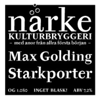 Max Golding Starkporter