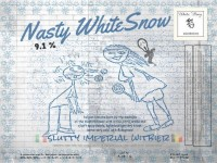 nasty whitesnow